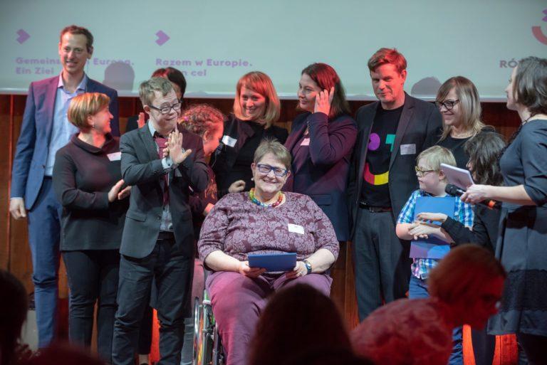 Wręczono Polsko-Niemiecką Nagrodę Młodzieży 2017-2019